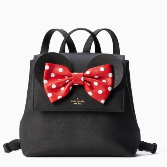 Kate Spade Minnie Mouse Small Backpack LAST ONE